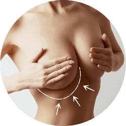 breast surgery icon